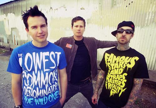 Blink 182 лучшее скачать торрент - фото 2